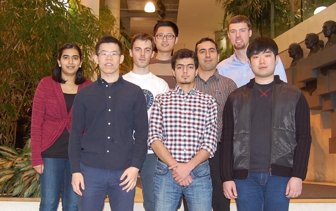 Microrobotics Lab 2016